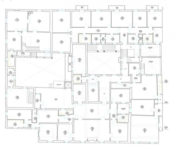 BOLOGNA – TORTORELLI BUILDING (Palazzo Tortorelli) floorplan