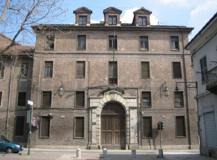 Turin – Former Tobacco Factory