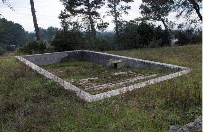 Fasano (Br) – former Camp (COLONIA) Bianchi
