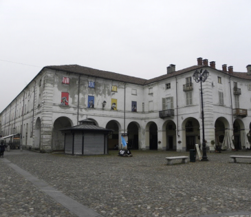 Venaria Reale (TO) – Former Animal Infirmary
