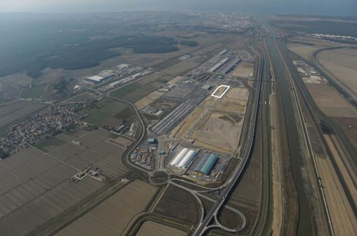 Livorno (LI) – Interporto Toscano