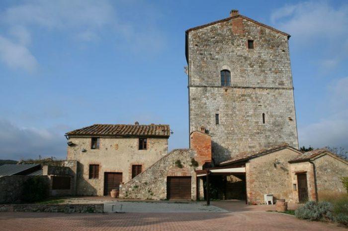 Sovicille (SI) – Castello di Montarrenti