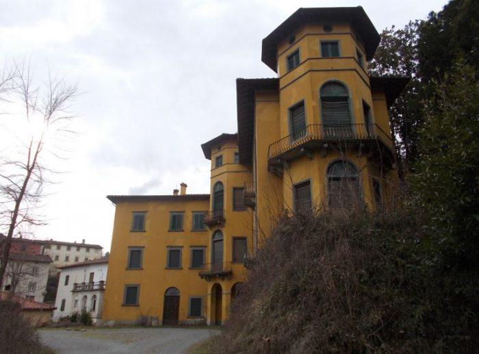 Bagni di Lucca (LU) – Ada Villa