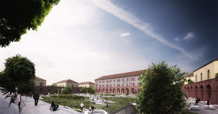 Torino – Ex Caserma La Marmora