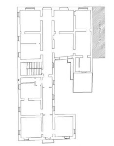Loreto (AN) –  Casa Nappi Floorplan
