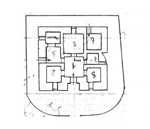 Fasano (BR) – Former  Camp (COLONIA) Coppolicchio Floorplan