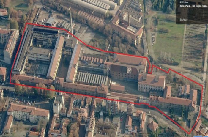 Torino – ex Manifattura Tabacchi Pianta principale
