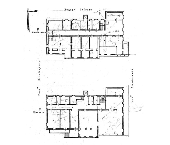 Ospedaletti (IM) – Petit Royal hotel floorplan