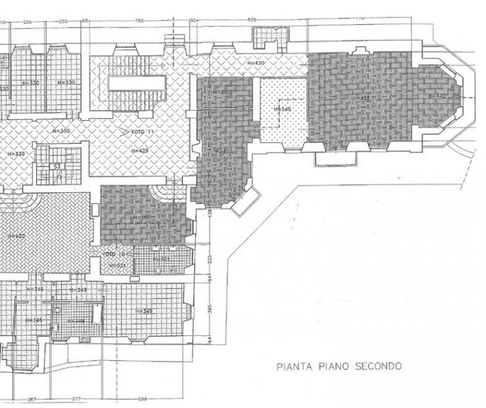 Bagni di Lucca (LU) – Ada Villa floorplan