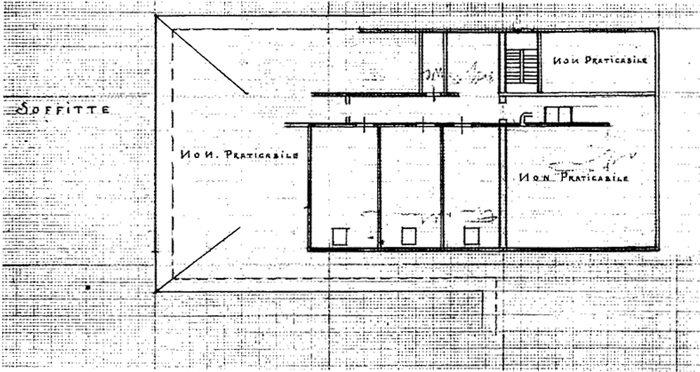 Ospedaletti (IM) – Albergo Petit Royal Pianta principale