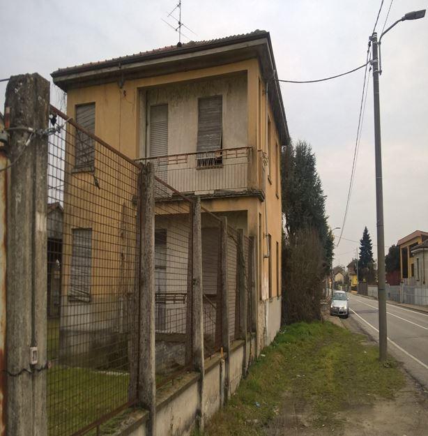 Sant'Angelo di Lomellina (PV) – ex magazzino