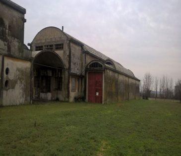 S. Giorgio di Lomellina (PV) – Former Warehouse