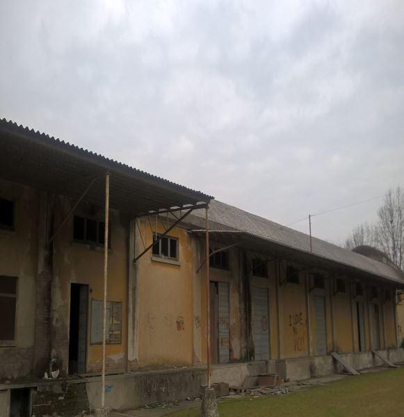 Gambolò (PV) – edificio ex Magazzino