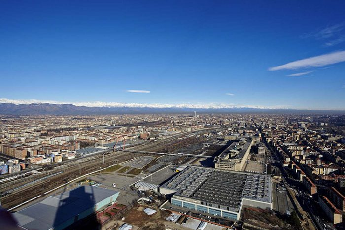 Turin –  Health, Research and Innovation Park Area