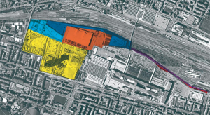 Turin –  Health, Research and Innovation Park Area Floorplan