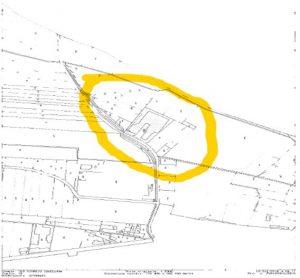 S. Giorgio di Lomellina (PV) – Former Warehouse Floorplan