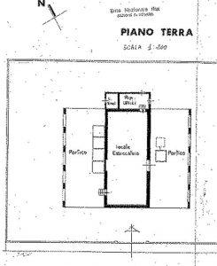 Borgolavezzaro (NO) – Former Drying Warehouse Floorplan