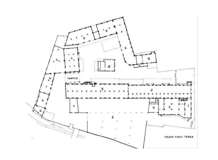 Treviso – Ex Consorzio Agrario Pianta principale