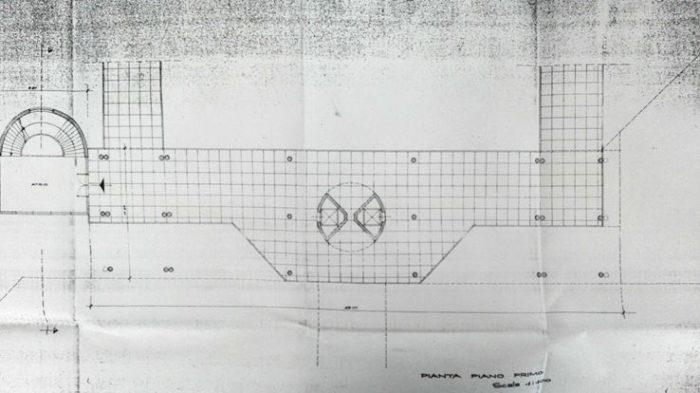 Caltanissetta – Ex Trade Fair Company floorplan