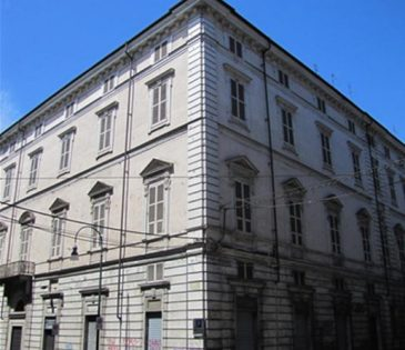 Turin- The Bank of Italy's building