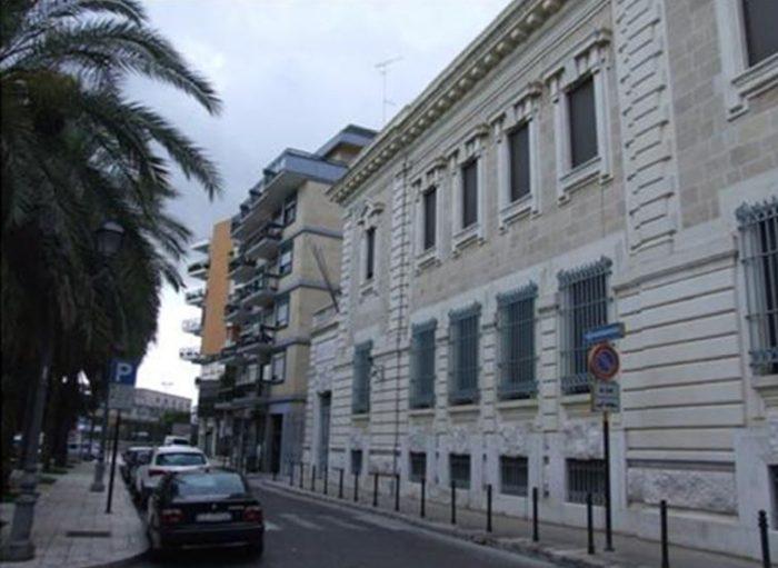 Brindisi – ex filiale Banca d'Italia