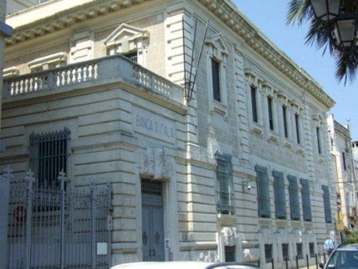 BRINDISI – EX BANCA D'ITALIA BRANCH