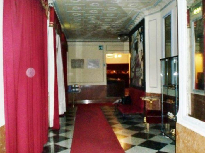 Rome Theatre Margherita Salon Ice Italian Trade Agency