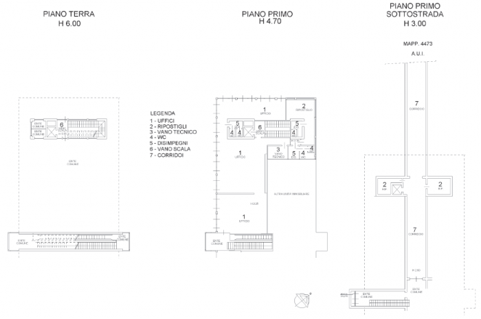 COMO – COMMERCIAL BUILDING (BROGEDA COMO CUSTOMS BORDER) floorplan