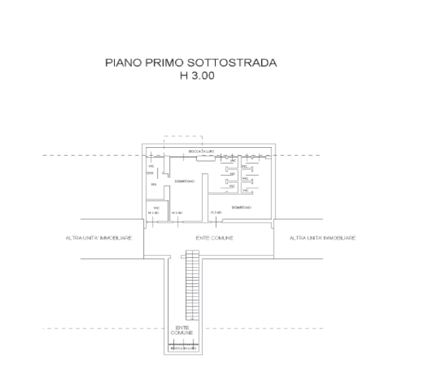 COMO – COMMERCIAL BUILDING (BROGEDA COMO CUSTOMS BORDER) floorplan