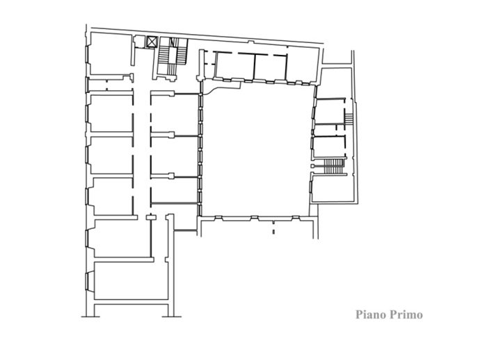 BRESCIA – PUBLIC WORKS OFFICE floorplan