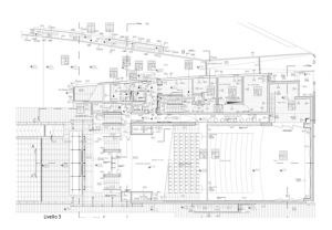 Fiesole (FI) – New Auditorium Floorplan