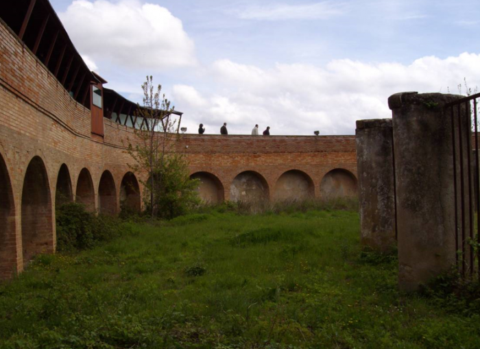 SAN GIMIGNANO (SI) – FORMER CONVENT OF SAN DOMENICO