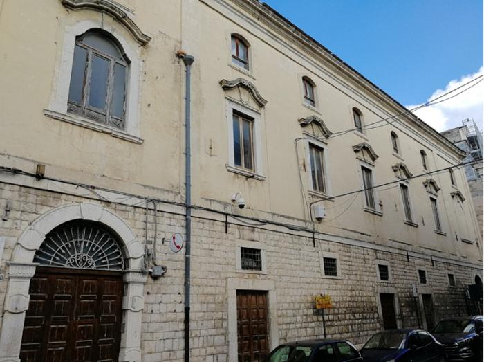 BARLETTA (BT) – BUILDING OF THE FORMER REGISTRAR