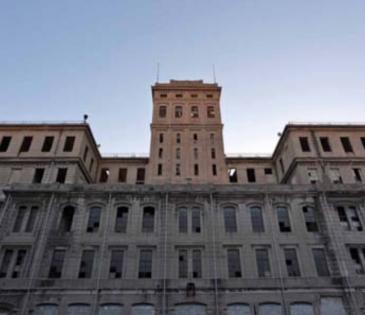 Genova – Hennebique ex silos granari