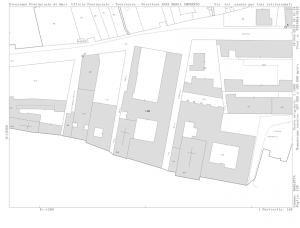 BARLETTA (BT) – BUILDING OF THE FORMER REGISTRAR Floorplan
