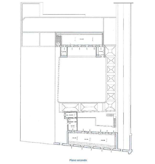 Barletta (BT) – Edificio Ex Anagrafe Pianta principale