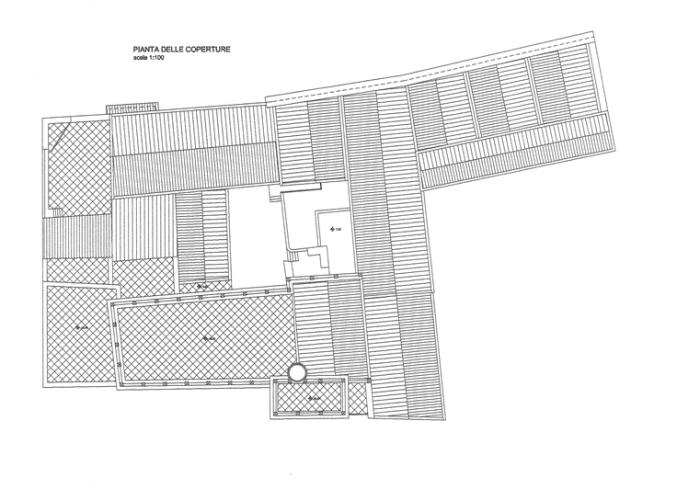BARLETTA (BT) – FORMER CONVENT OF SANTA LUCIA floorplan