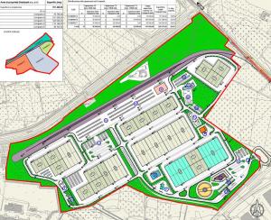 Taranto – Distripark Floorplan