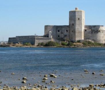 Trapani – Isola Colombaia Torre Peliade