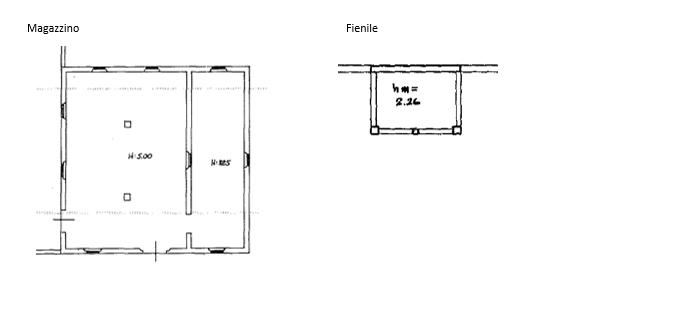 Lastra a Signa (FI) – Villa Caruso Bellosguardo floorplan