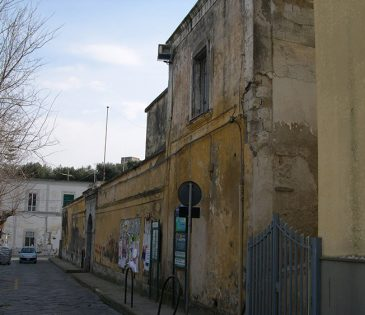 BACOLI (NA) – FORMER armOUry complex