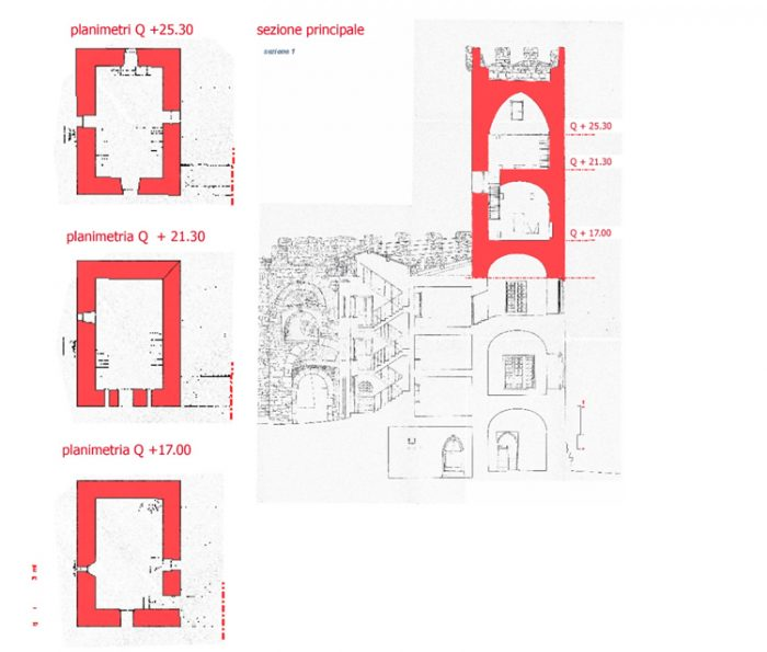 PORTOVENERE (SP) – CAPITOLARE TOWER floorplan