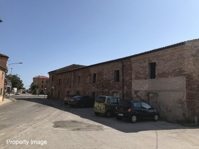 MONTEMARCIANO (AN) – Harbour of burnt houses