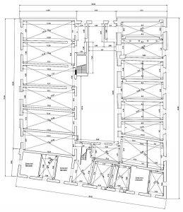 Montemarciano (AN) – Mandracchio di Case Bruciate Pianta principale