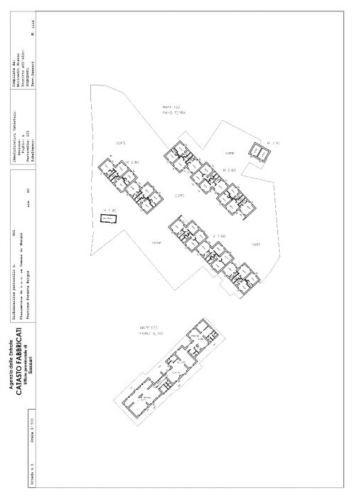 BURGOS (SS) – REAL ESTATE COMPLEX IN THE BURGOS FOREST floorplan