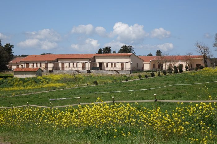 BURGOS (SS) – REAL ESTATE COMPLEX IN THE BURGOS FOREST
