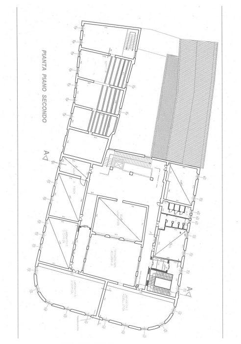 FORLÌ (FC) – FORMER SAFFI SCHOOL floorplan