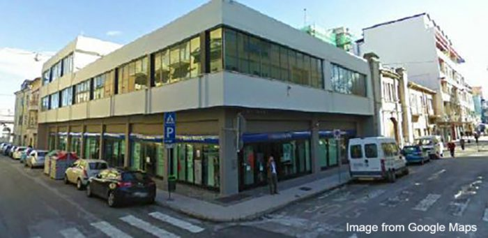 Falconara Marittima (AN) – ex Fanesi edificio Art Déco