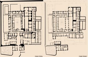 Agrigento – ex Convento e Carcere di San Vito Pianta principale