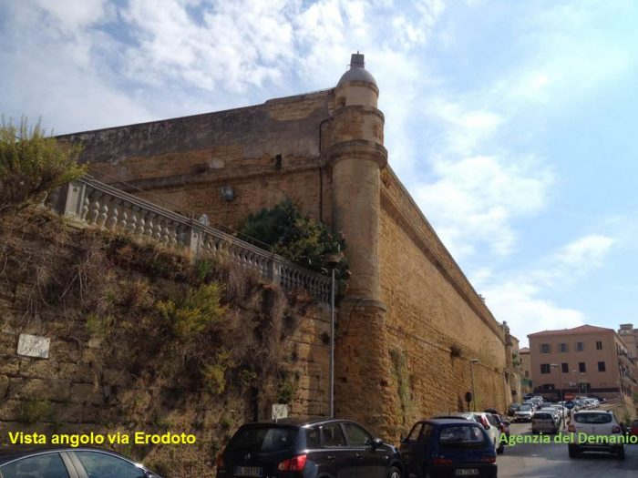 AGRIGENTO – FORMER CONVENT AND PRISON OF SAN VITO